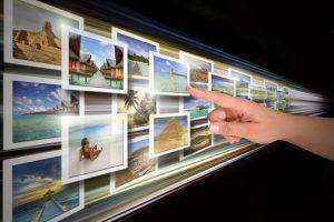 Custom Online Photo Gallery