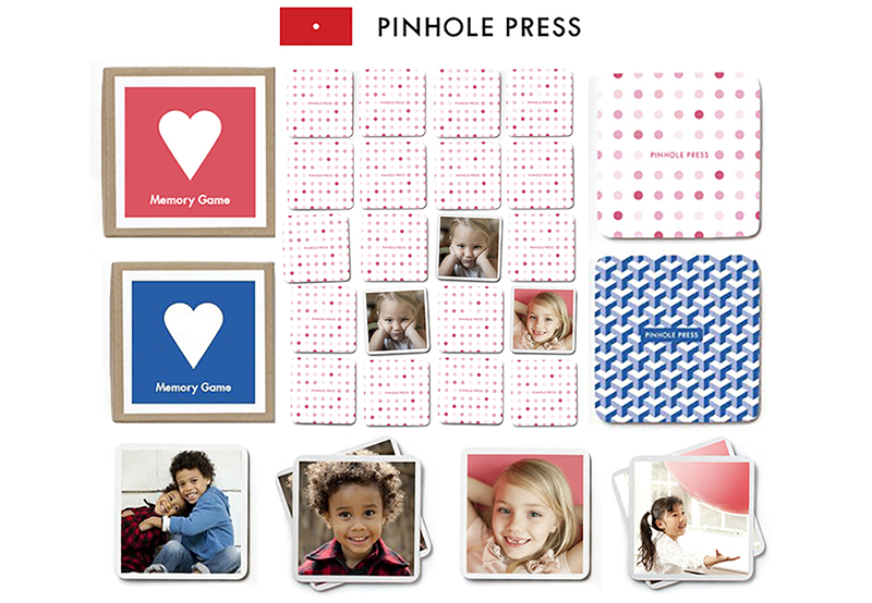 Photo Memory Card Games