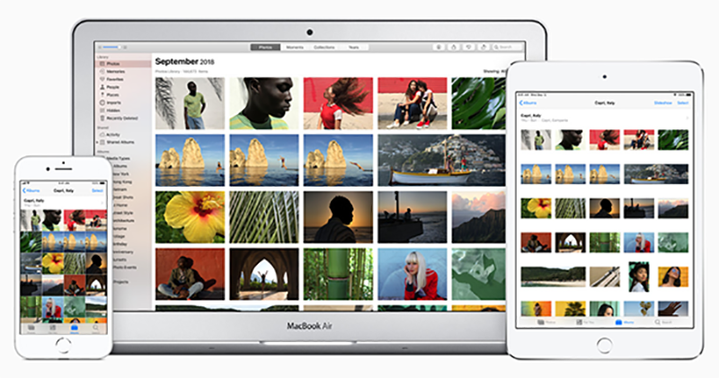 Apple Photos App