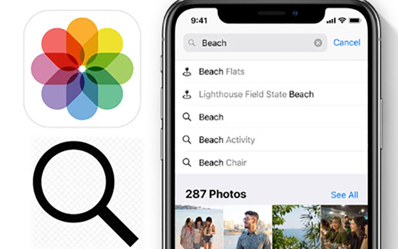 Apple Photos Search