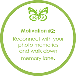 Reconnect with Your Memories