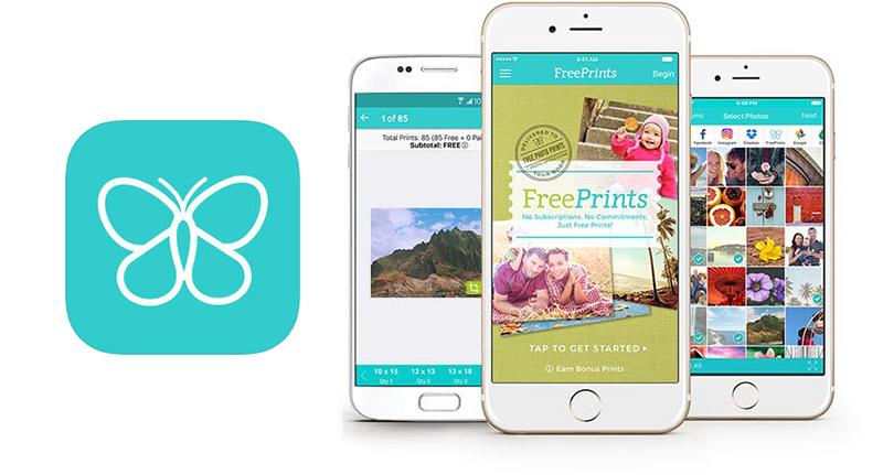 FreePrints App
