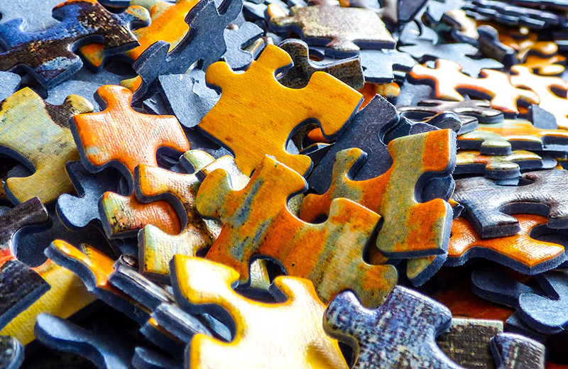 Piecing Together Your Story