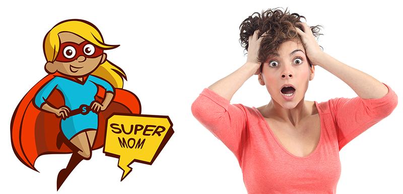 Super Mom Stress