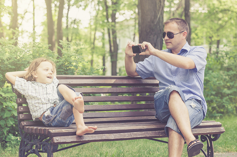 Photo Gifts for Dads and Grads